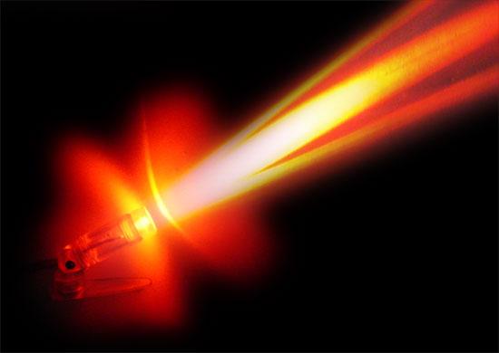 лазер-пучок